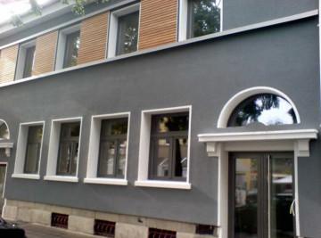 Fenster Stuppy Aluminium