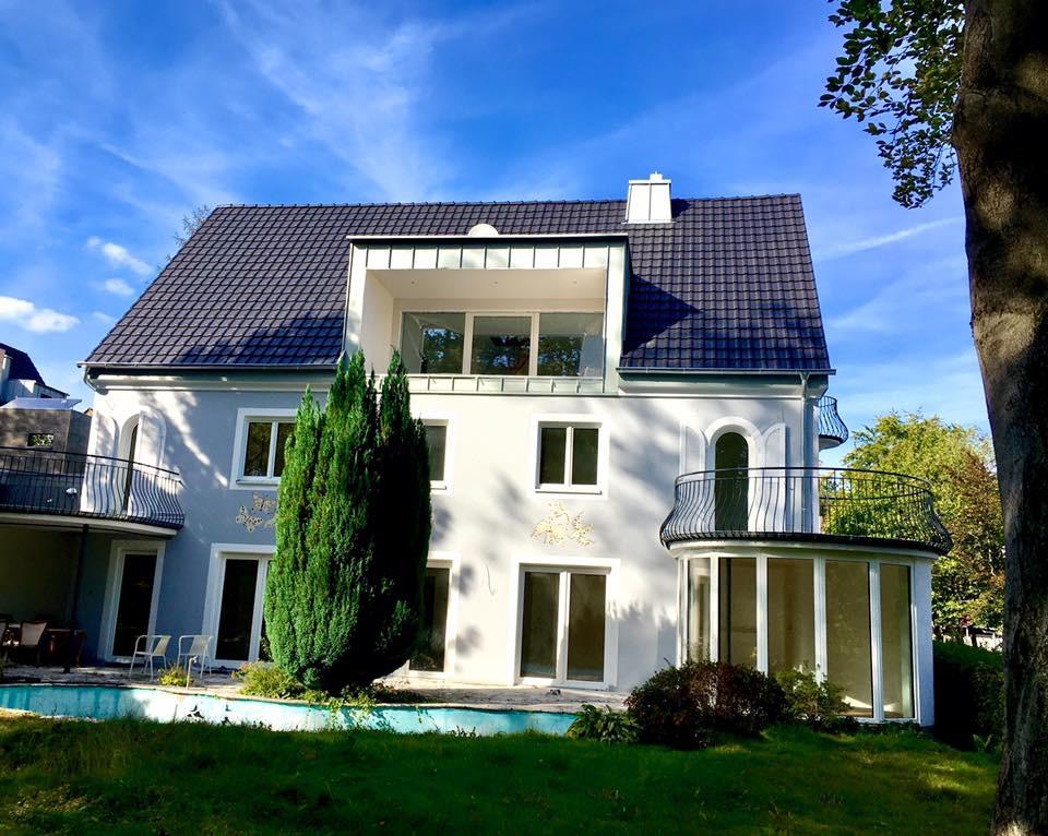 Fensterrahmen Aluminium Villa